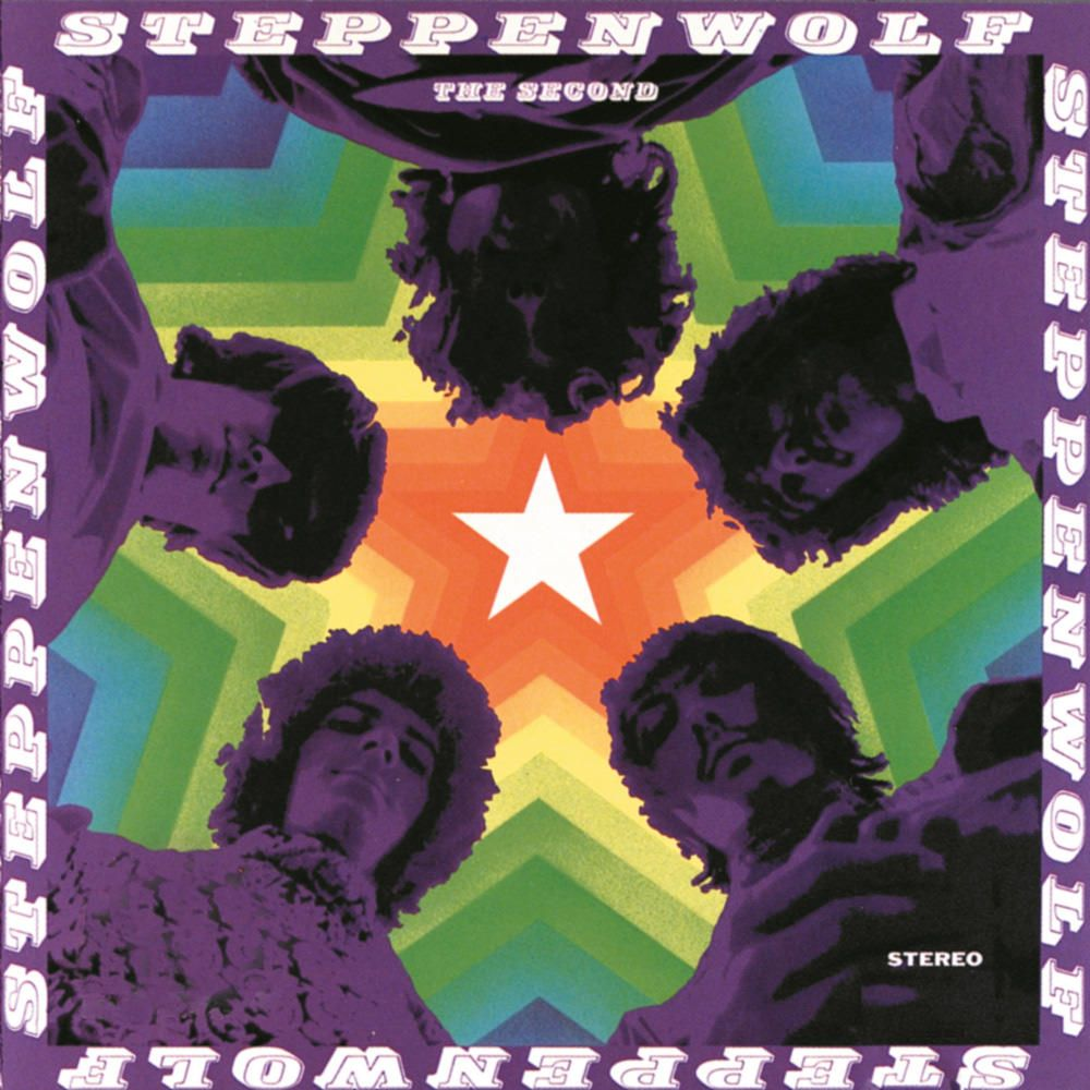 Steppenwolf - The Second - 1968