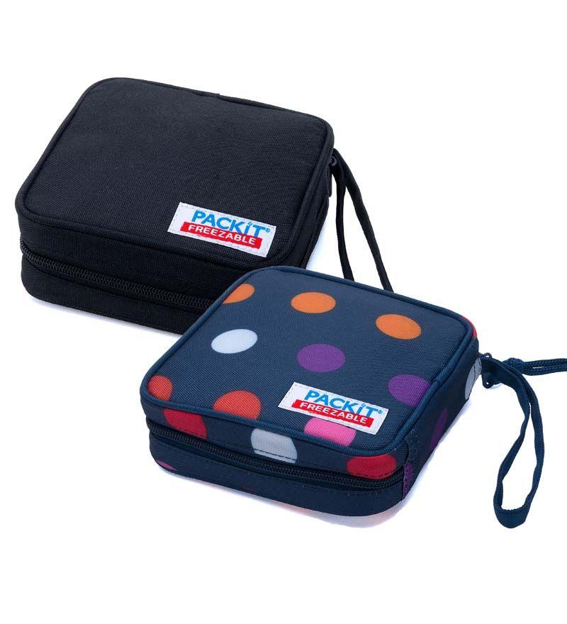 T Freezable Insulated Sandwich Bag Cool Stuff