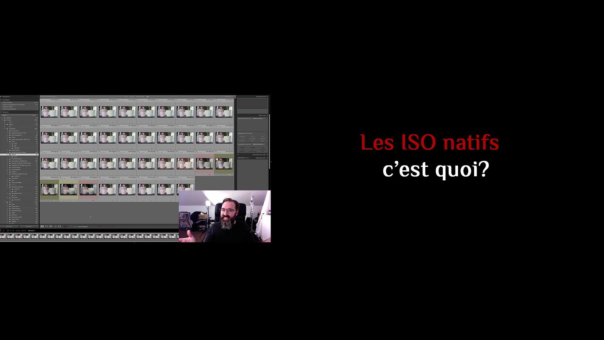 Les ISO Natifs, c'est quoi?