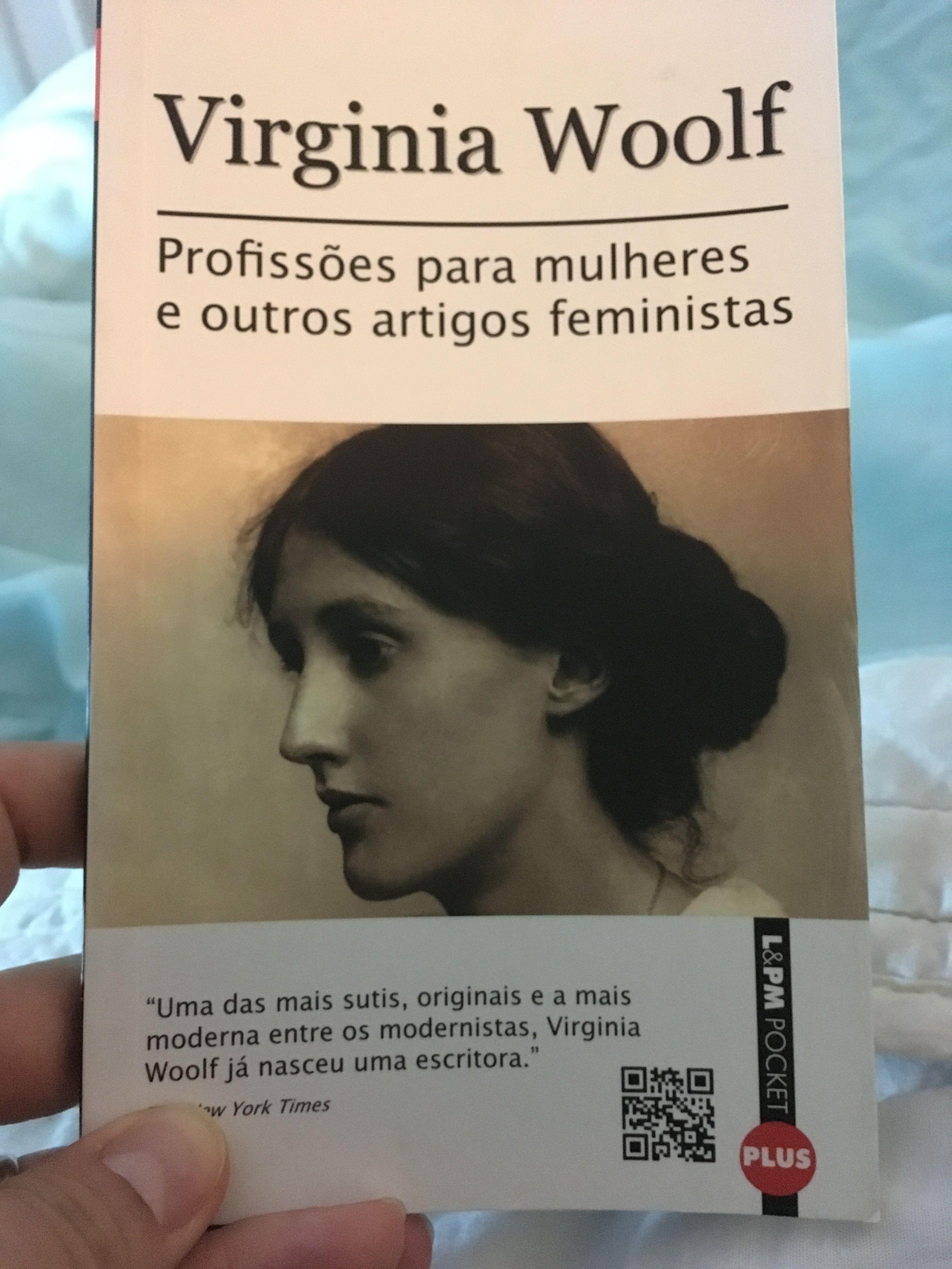 Profissoes Para Mulheres E Outros Artigos Feministas Virginia