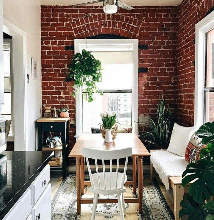 cozy dining room | Small apartment decorating, Studio ...