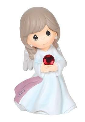 July Birthstone Angel - Ruby - New Arrivals - Precious Moments