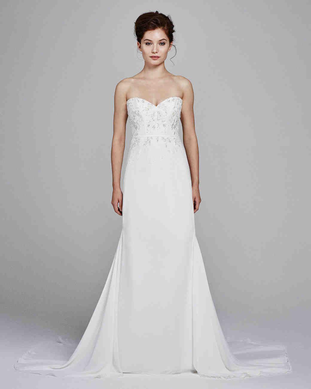 Kelly Faetanini Fall 2017 Wedding Dress Collection Martha