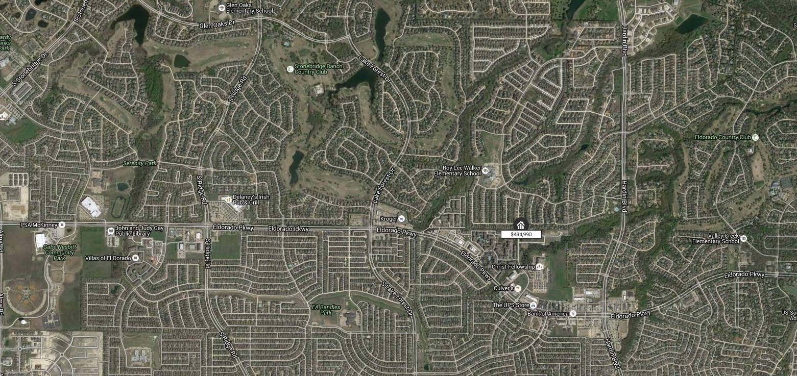 Enclave at hidden creek homes for sale in mckinney texa