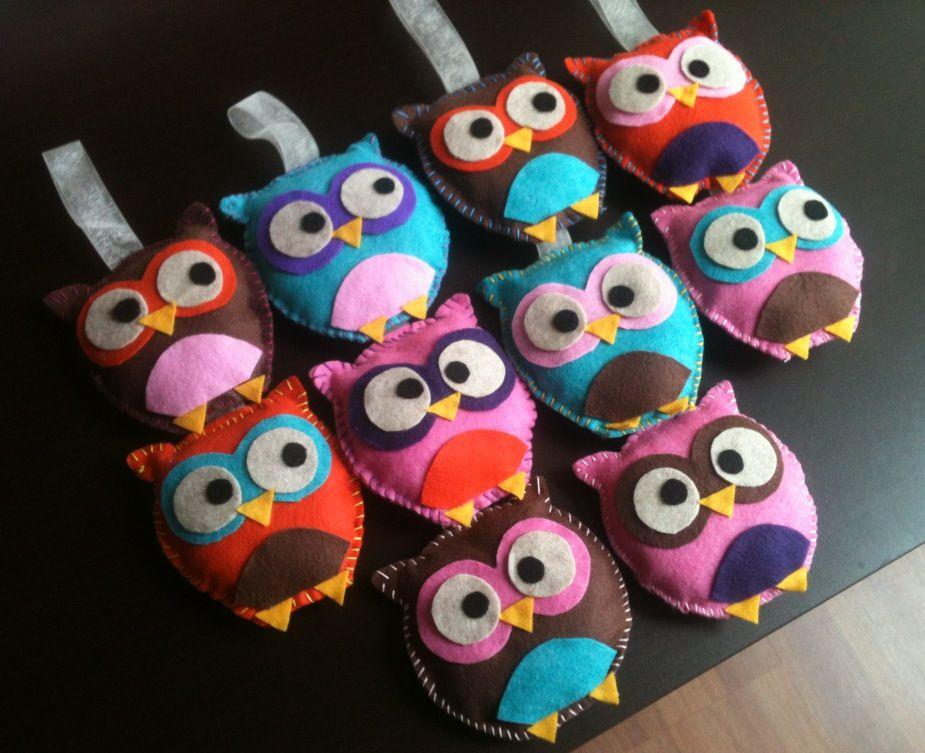 Búhos para toda ocasión , un buen detalle para fiestas infantiles o eventos en general  #baby#owls