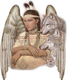 Native American Angels