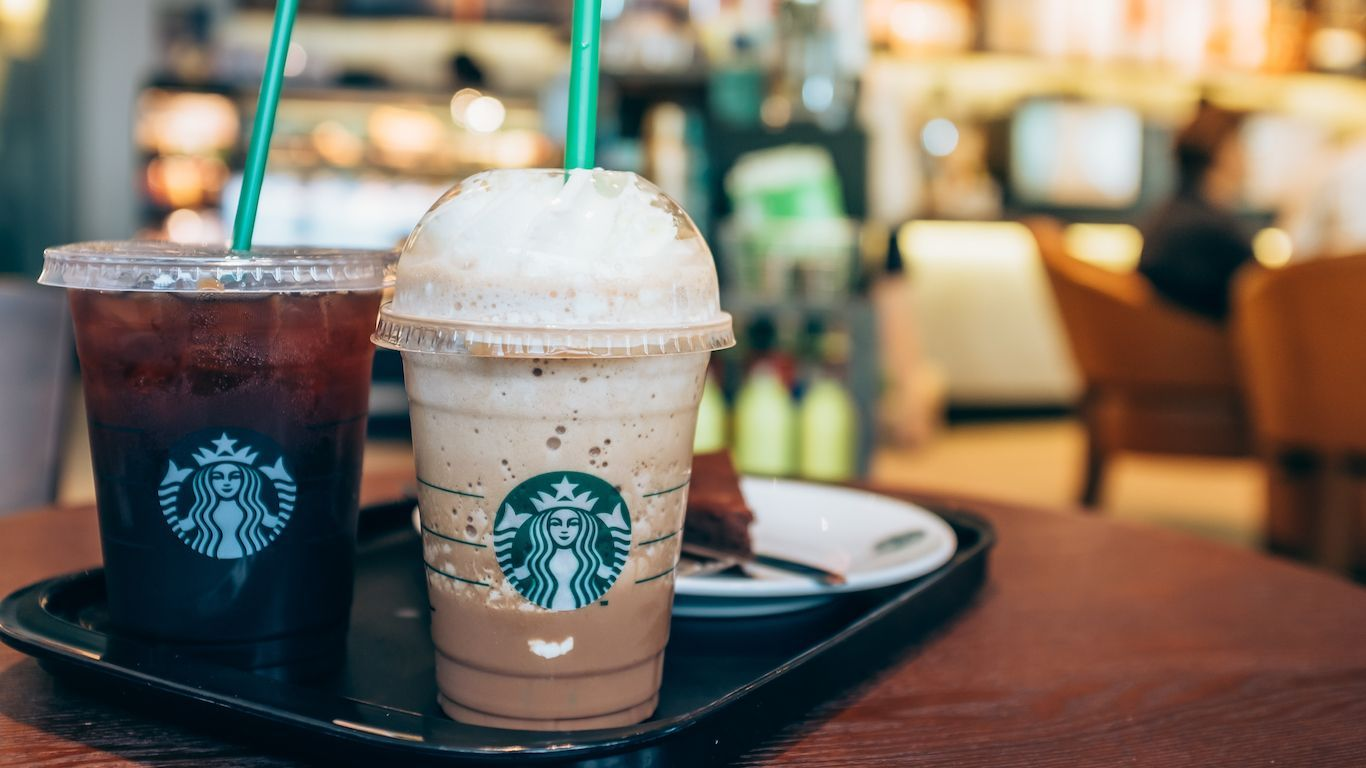 Early National Coffee Day deal? Starbucks has buyoneget
