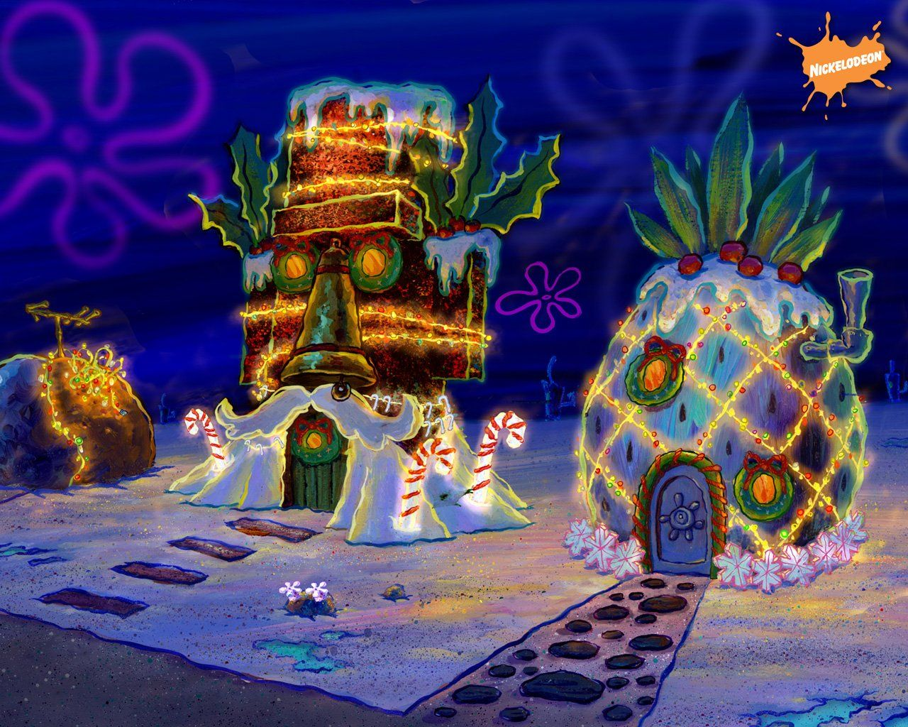 Hd Spongebob Squarepants 002 Wallpaper 3901 Hd Desktop