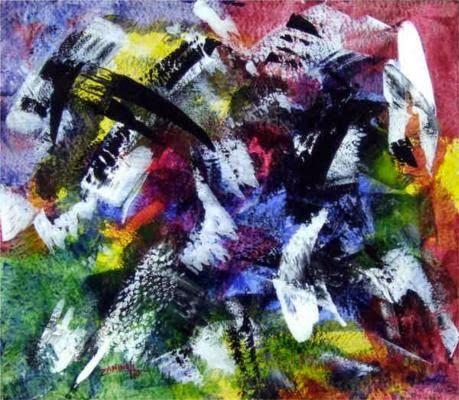 RINO ZANINOTTO ARTISTA #UDINE #ARTE #MOSTRE #ZANINOTTO