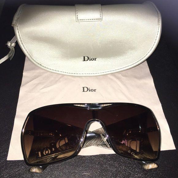 b6c539c59a154 Authentic Dior Gaucho 2 HJX94 135 Sunglasses RARE LIKE NEW Authentic Dior  Gaucho 2 sunglasses with