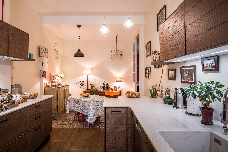 Cuisine Rénovation Complète Brotteaux Lyon 6 Eclectique