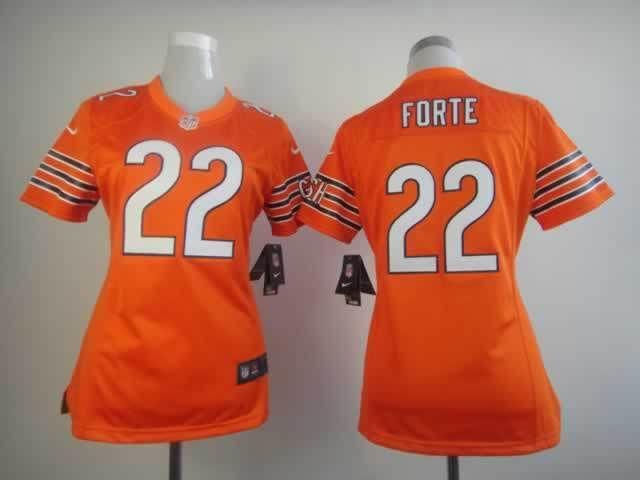 matt forte orange jersey