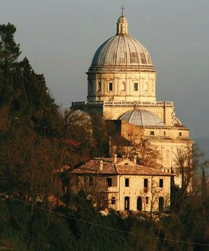 Todi - Umbria, Italy