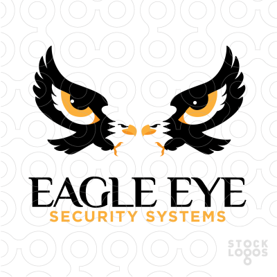 Exclusive Customizable Logo For Sale: Eagle Eye Security