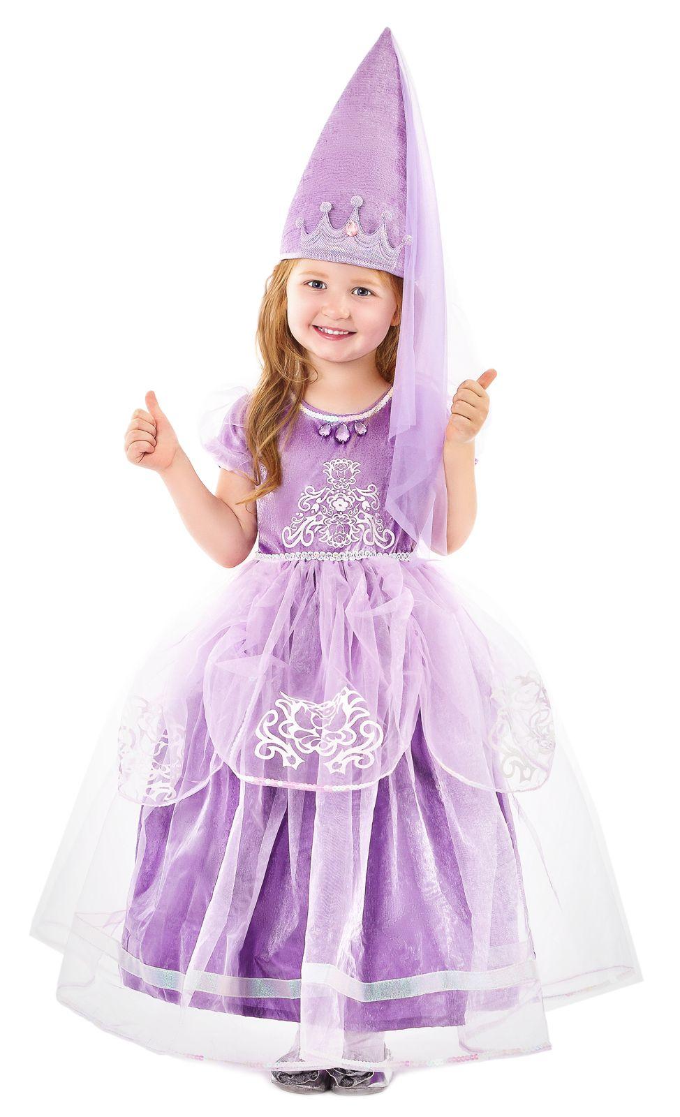 05ea46ac8 DELUXE Purple Amulet Princess Dress | Kids - Fairytale | Toddler ...