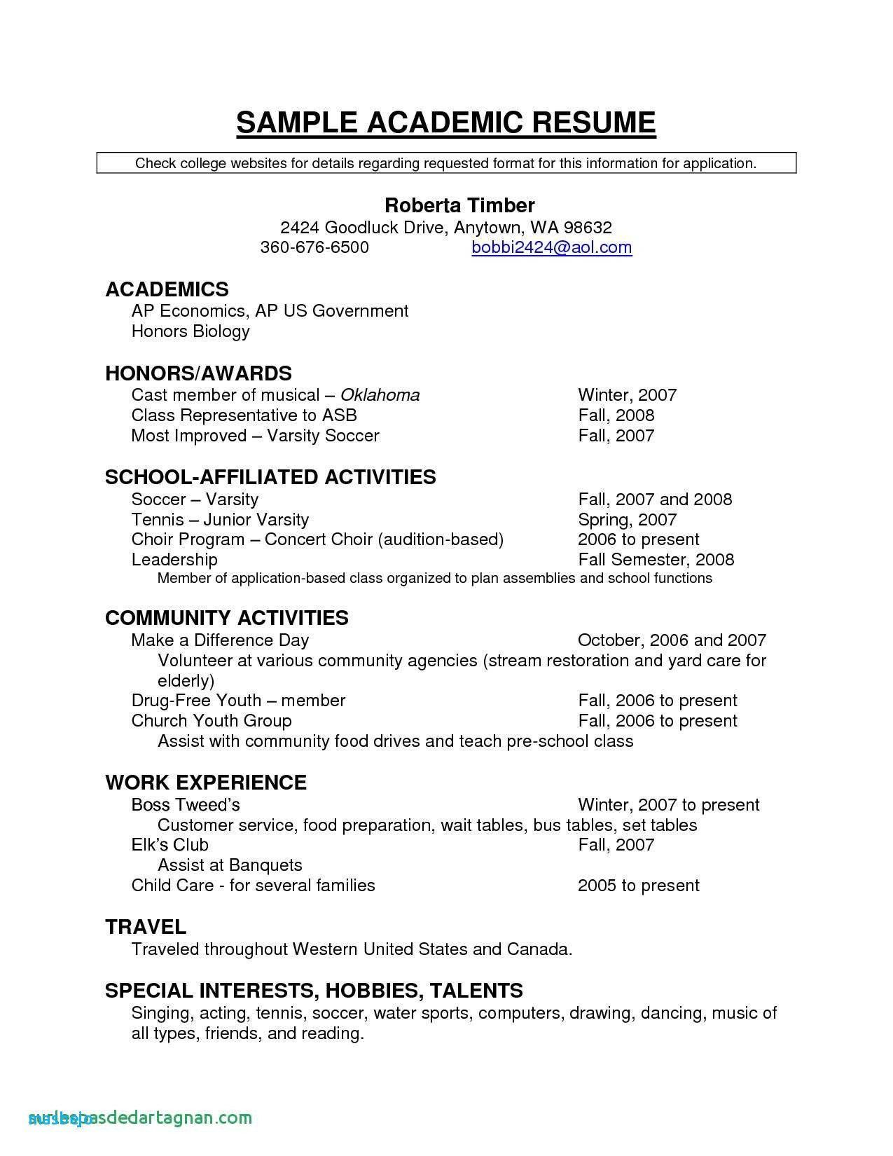 32 Awesome Extra Curricular Activities for Resume in 2020