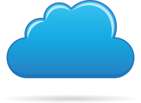 Internet Cloud Icon Png | Cloud icon, Clip art, Icon (480 x 351 Pixel)