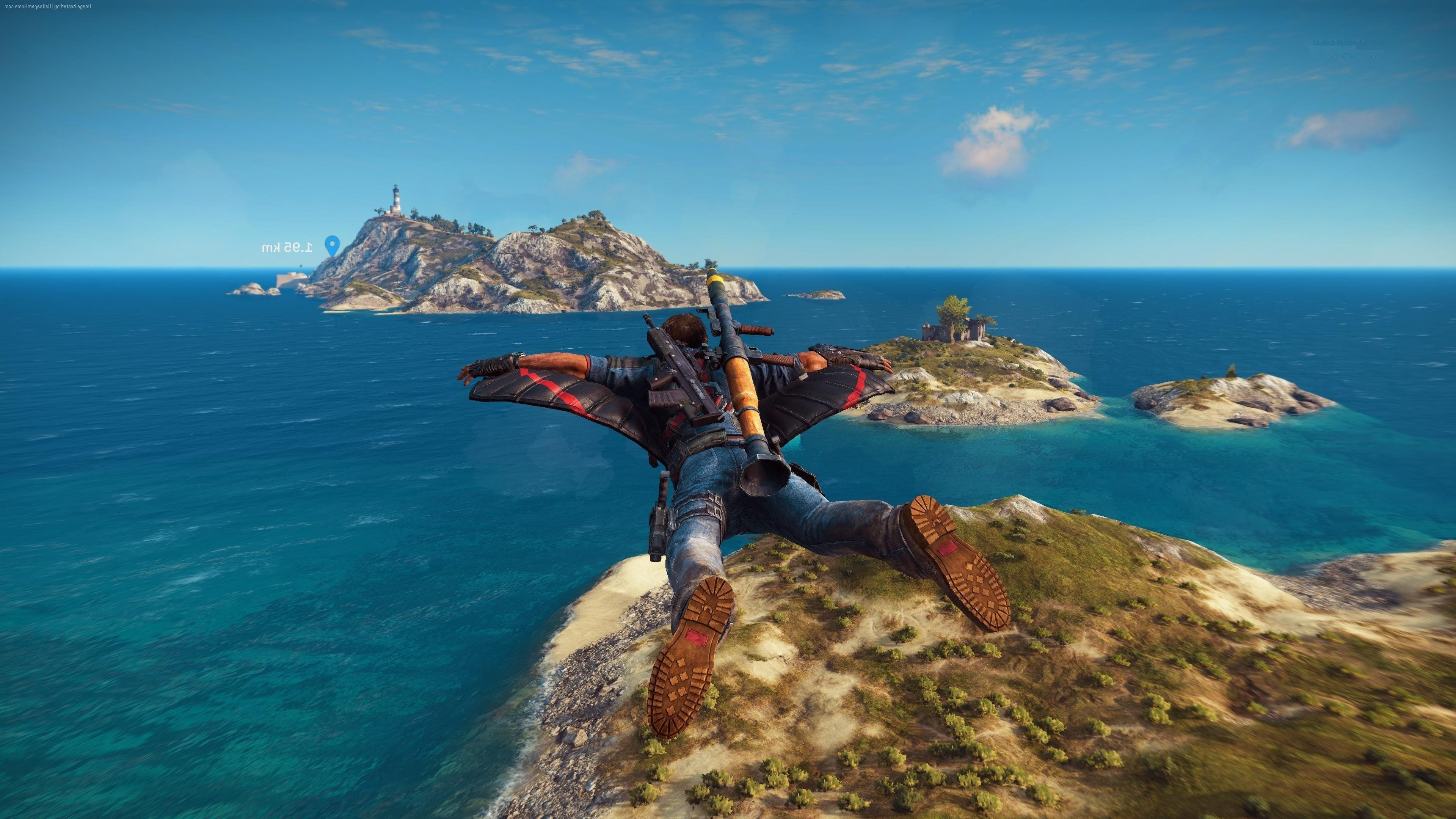 3840x2160 Just Cause 3 4k Awesome Wallpaper Hd Just Cause 3 Widescreen Wallpaper Gameplay