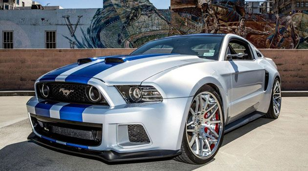2015 Ford Mustang Will Make Big Screen Debut In Need For Speed