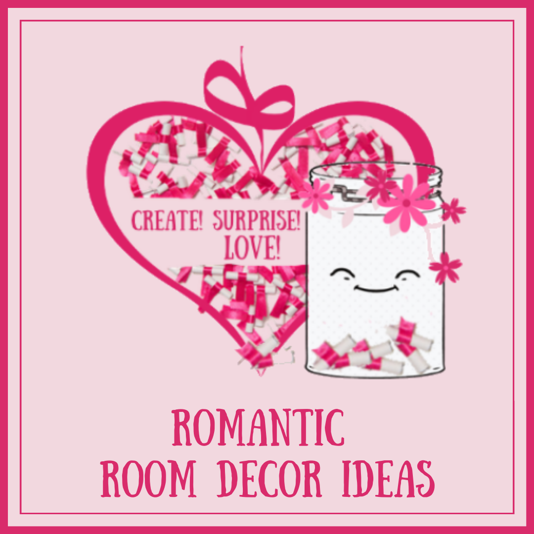 DIY Room Decor. Living Room Decoration Ideas. Romantic
