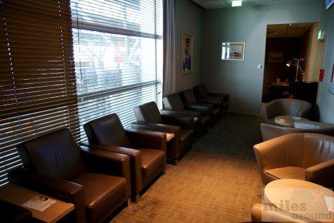 LOT Polish Airlines Elite Club Lounge Warschau (Lounge