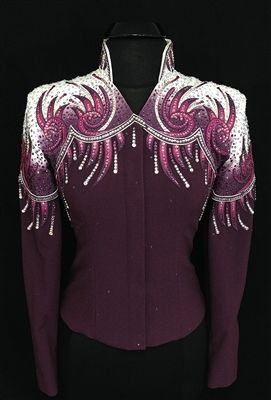 Gently Used Western Horse Show Outfit by Berry Fit   Show