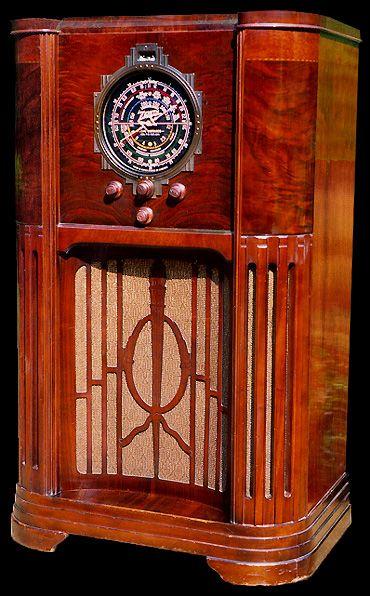 Zenith 12a58 Radio Vintage Radio Antique Radio Retro Radios