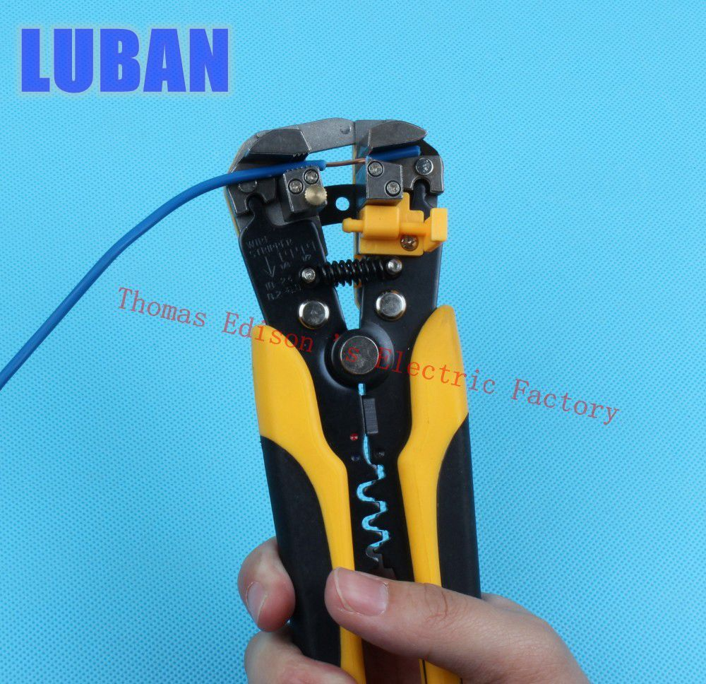 LUBAN HS-D1 AWG24-10 (0.2-6.0mm2 ) design Multifunctional automatic ...