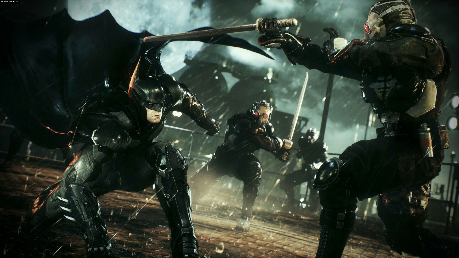 ocean of games batman arkham knight