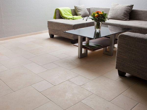 Kalkstein-Fliesen Cleopatra Light - Natursteinhandel jonastone - fliesen im wohnzimmer