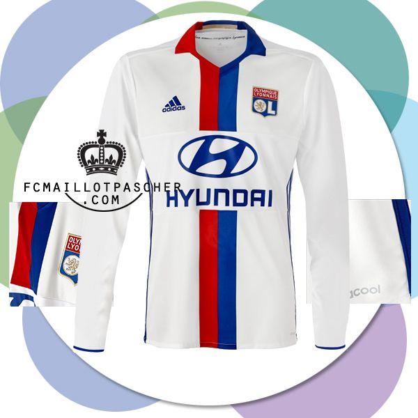 tenue de foot Olympique Lyonnais boutique