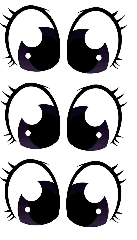 глаза игрушечные рисунок кричите животное
