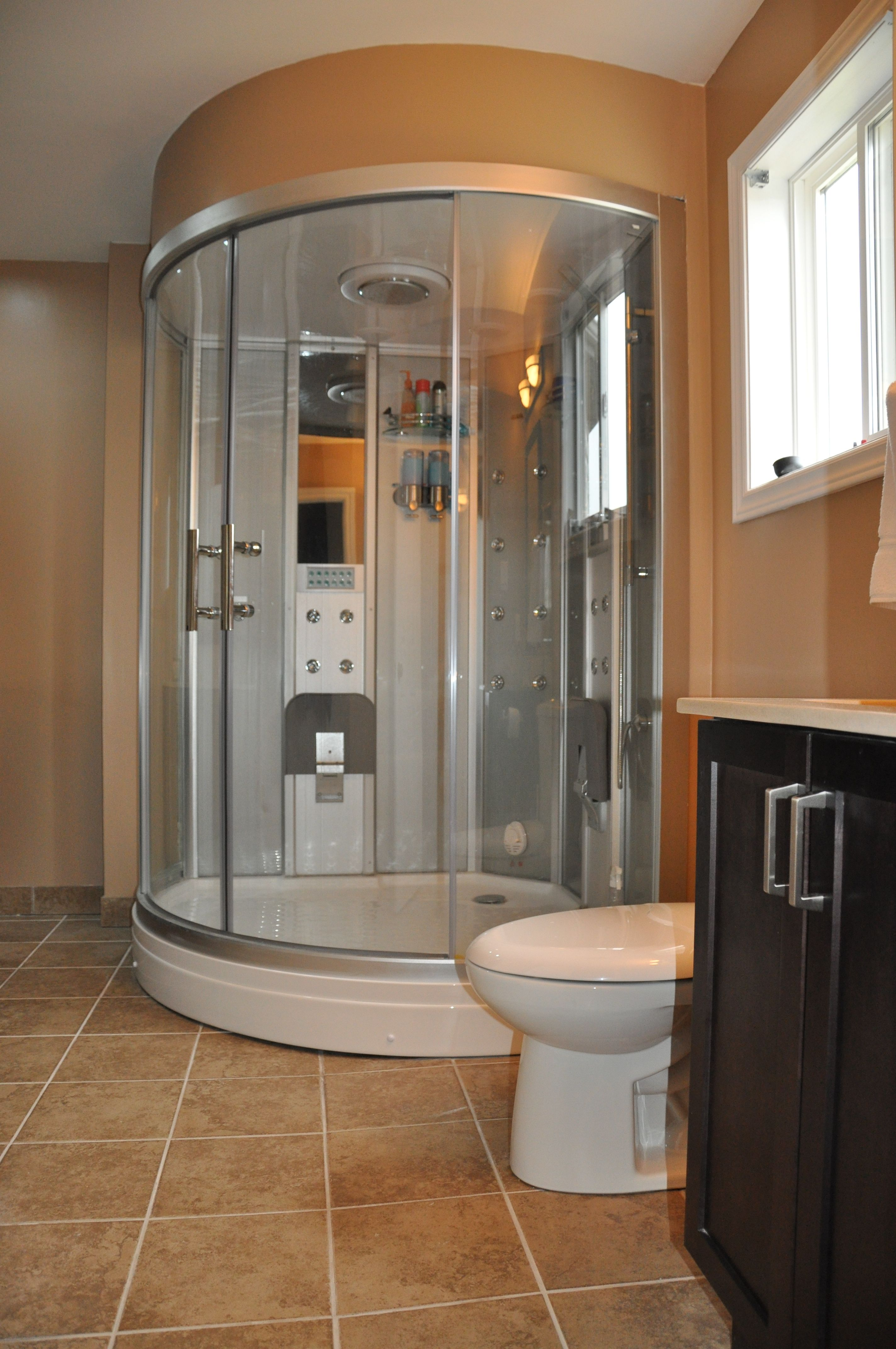 showers generator units ariel shower steam ss and pin