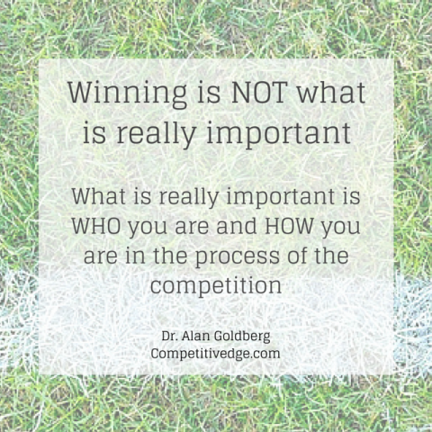 WHATu0027S REALLY IMPORTANT IN SPORTS   ATHLETES | Competitive Advantage:  Mental Toughness