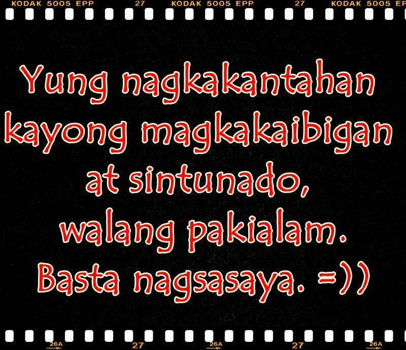 Kaibigan Quotes Tagalog Friends Quotes More Quotes Please Custom Quotes About Friendship Tagalog