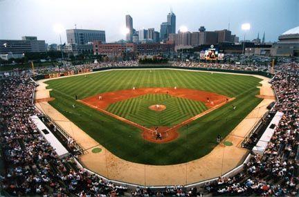Louisville Slugger Field Home Of The Louisville Bats