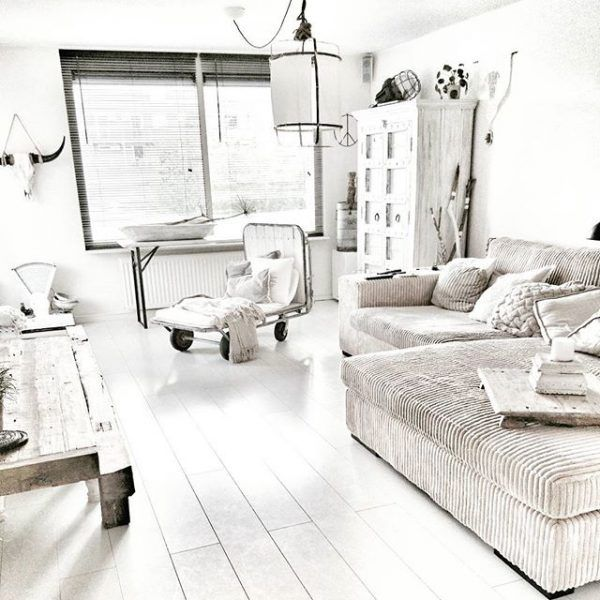 InstaHome - Where Industrial Meets Bohemian bij Mariska thuis - Coole Ouders
