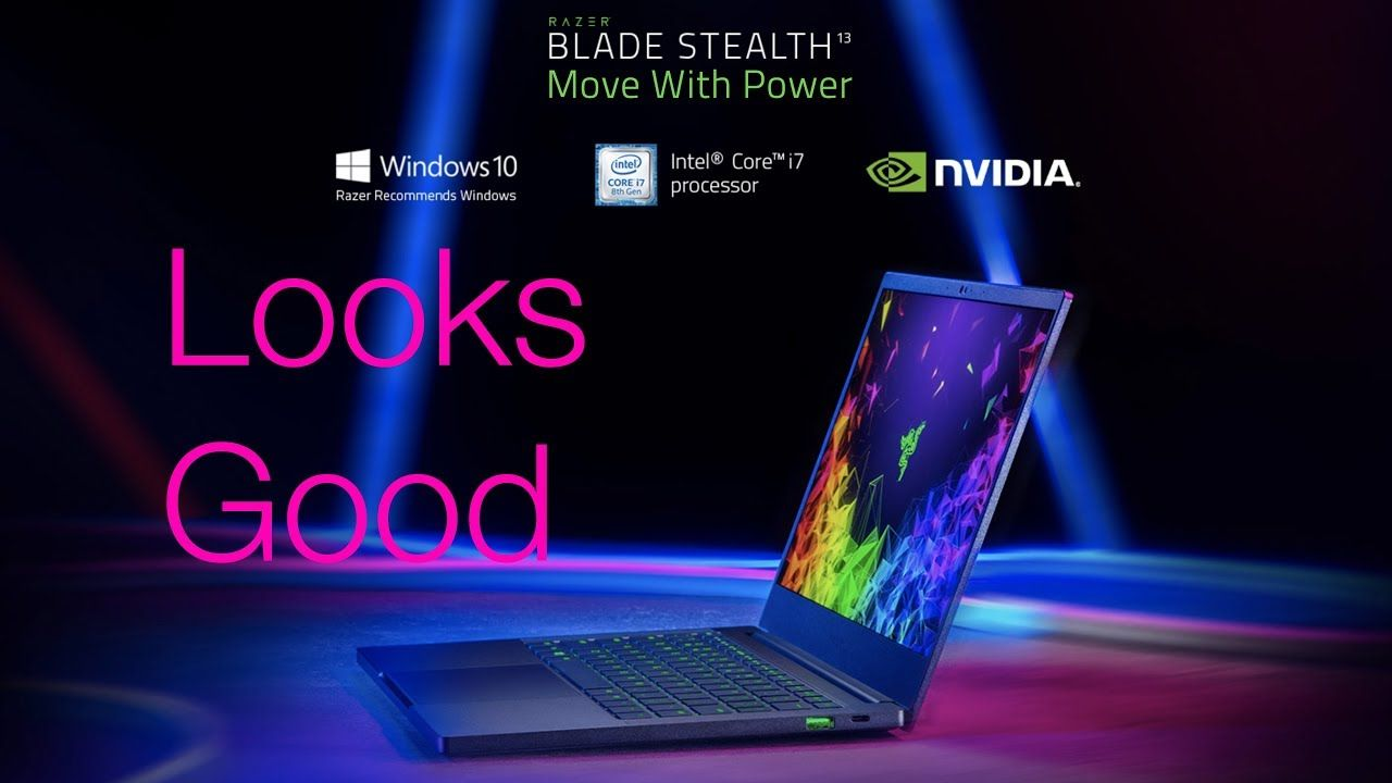 New Razer Blade Stealth 13 2019 is Looking the Goods Whiskey