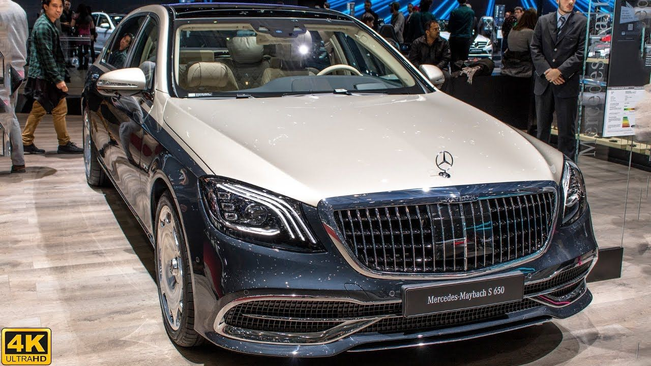 2019 S650 Maybach Two Tone Color