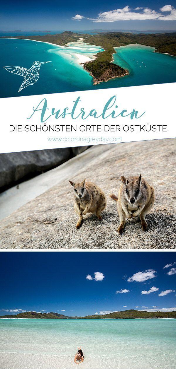 Die Ostküste Australiens - 9 Highlights & Geheimtipps - coloronagreyday #usroadtrip
