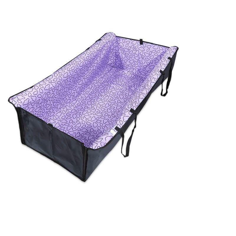 Dog Car Seat Cover – Purple