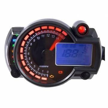 Adjustable Motorcycle Digital Speedometer Lcd Digital Odometer Motorcycle From Automobiles Motorcycles On Banggood Com Odometer Stepper Motor Digital