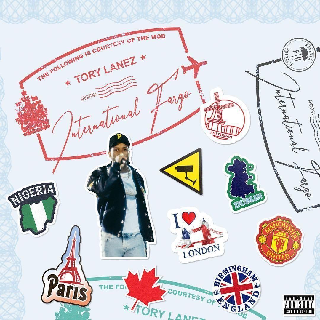 DOWNLOAD MP3: Tory Lanez – Fall (Remix) Ft  Davido   MUSIC