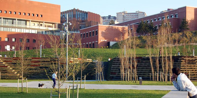 University Of Cantabria Home Santander Universo