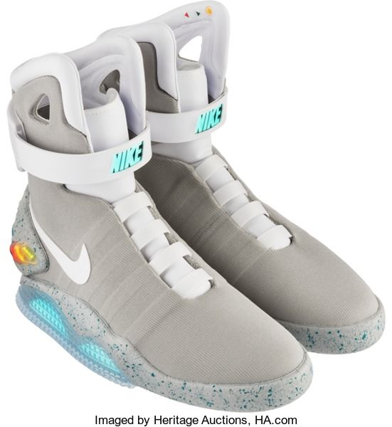 Other Contemporary Nike Air Mag Back To The Future Multi