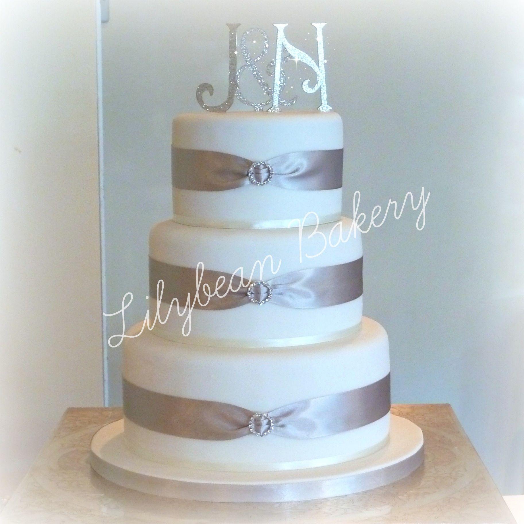 three tiered simple wedding cakes wedding cupcake ideas yellow