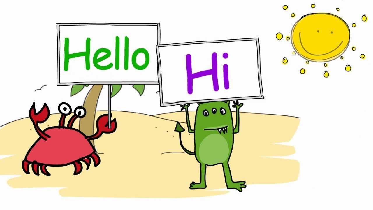 Hello song for kids how many ways can you say hello listen to this hello song for kids how many ways can you say hello listen to this m4hsunfo Images