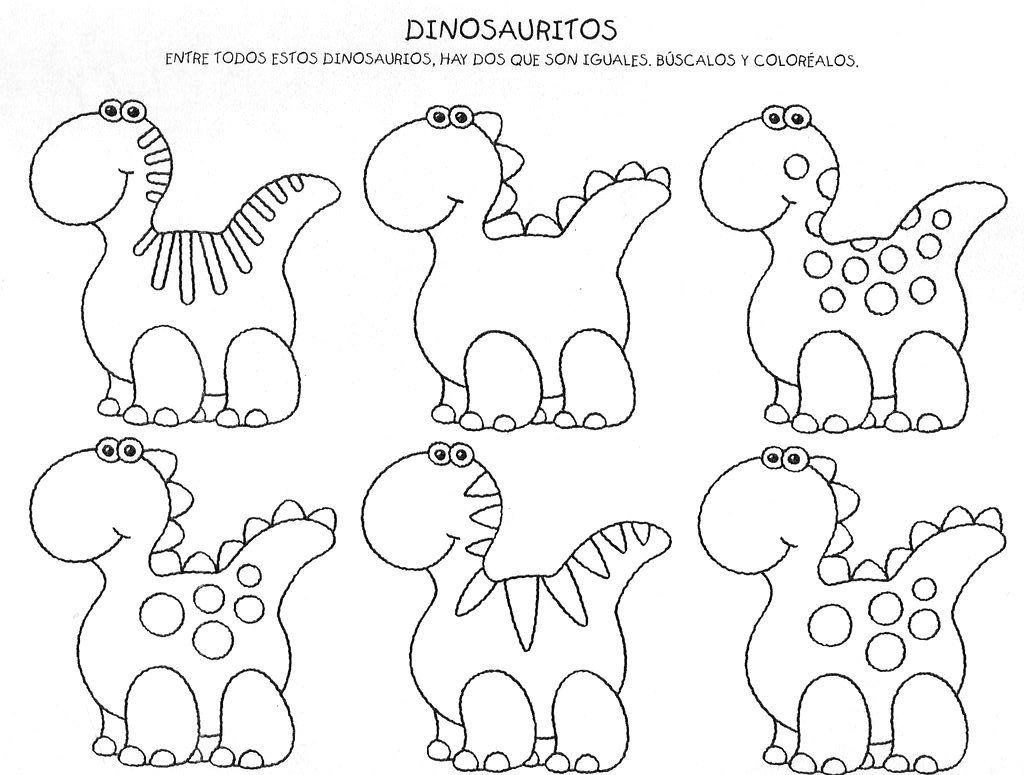 Completar Desenho Colorir Dinossauros Com Imagens Desenhos