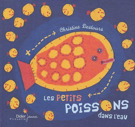 L 39 album petits poissons en maternelle p dagogie - Le petit poisson rouge maternelle ...