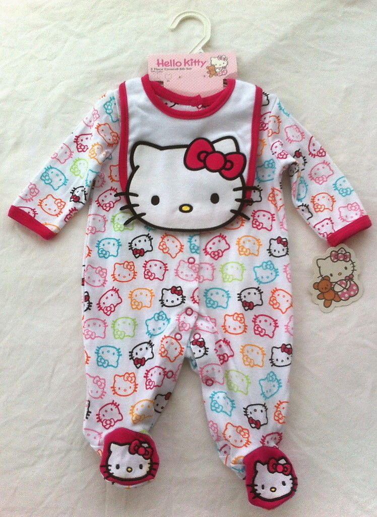 Hello Kitty Baby Clothes ℱsya ℳu ℱytyyaye ℬaviye ѕ Hello Kitty